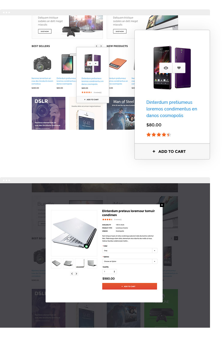 Bravis - Responsive Electronics Shopify Template (Sections Ready