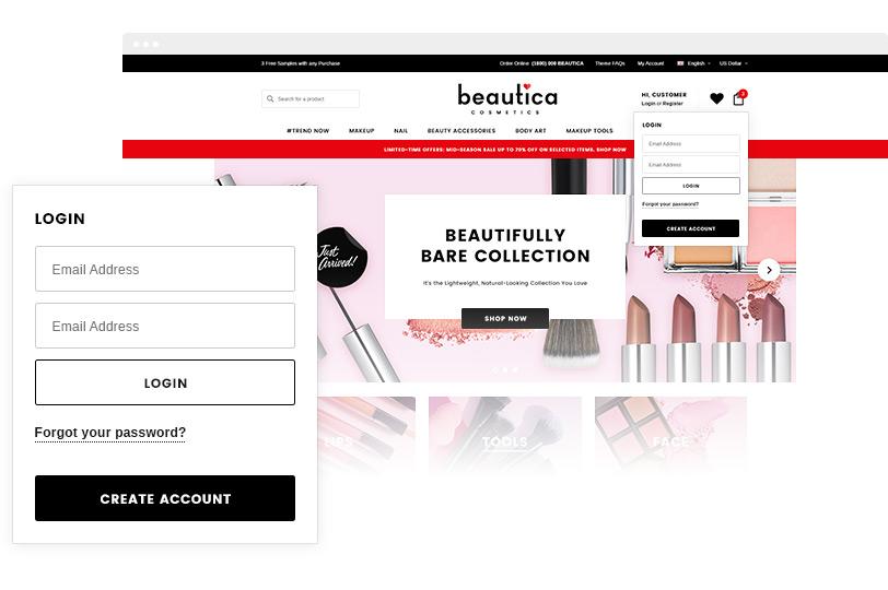 Beautica - Responsive Health & Beauty Shopify Template - HaloThemes com
