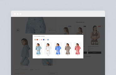 Shopify Module: Compare Color